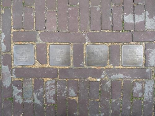 Stolpersteine Boschstraat 13
