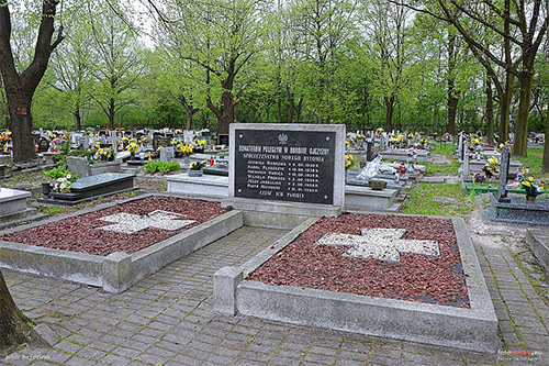 Collective Grave Polish Soldiers