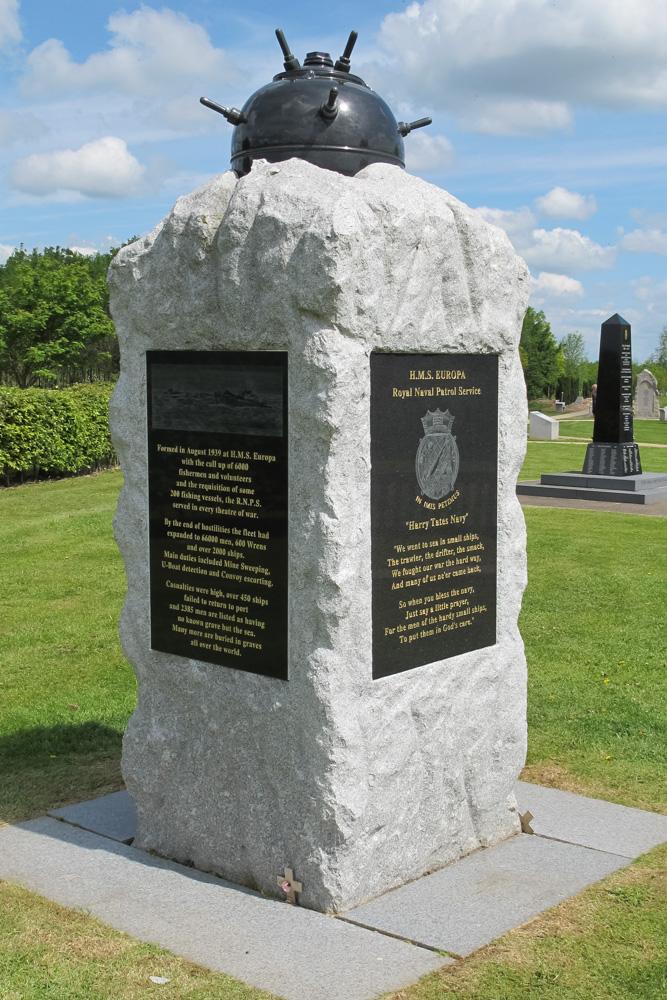 Royal Naval Patrol Service Memorial