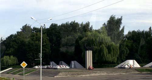 Soviet War Cemetery Nesterov