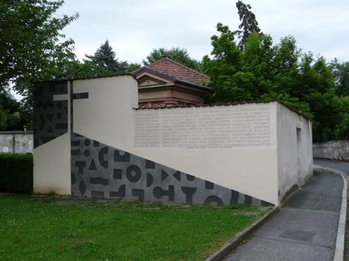 Oorlogsmonument H. Kreuz Kirche