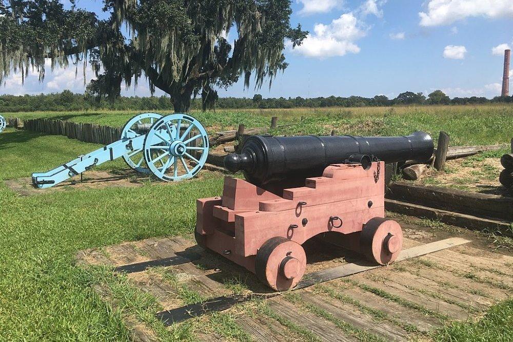 Amerikaanse Stellingen Chalmette Battlefield
