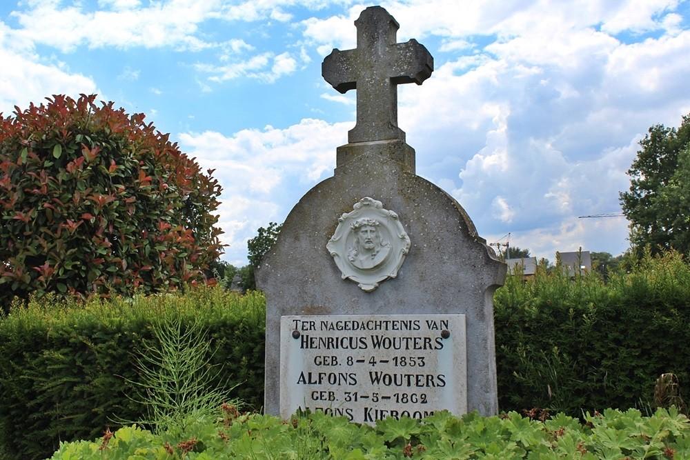 Monument Omgekomen Gedeporteerde Burgers