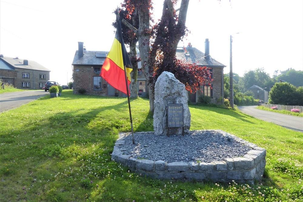 War Memorial Bagimont