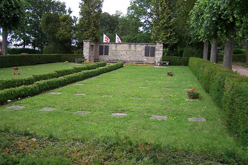 German War Graves Bad Liebenstein