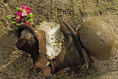 Memorial Unknown Deserter