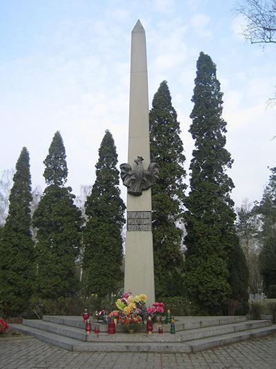 Poolse Oorlogsgraven Begraafplaats Junikowo