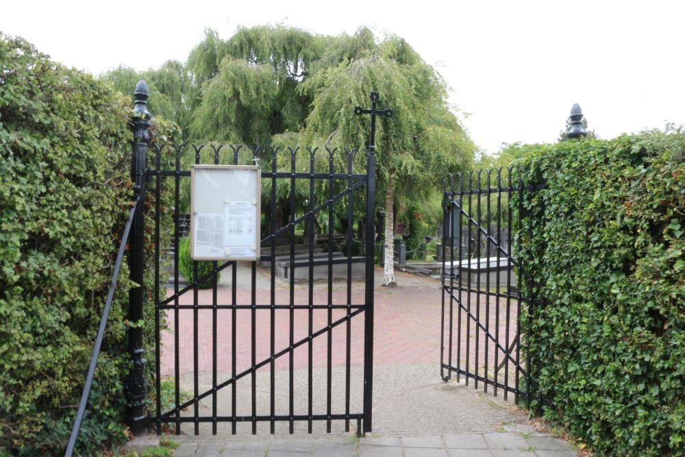 Dutch War Graves General Cemetery Vught