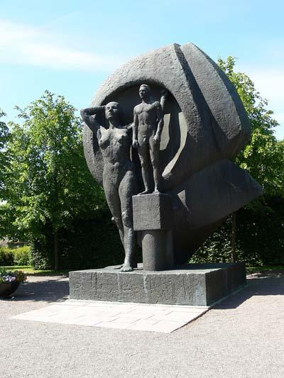 National Memorial War Victims 1940-1945
