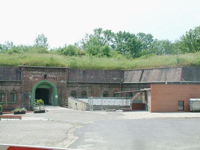 Festung Posen - Fort I (Röder) Poznań