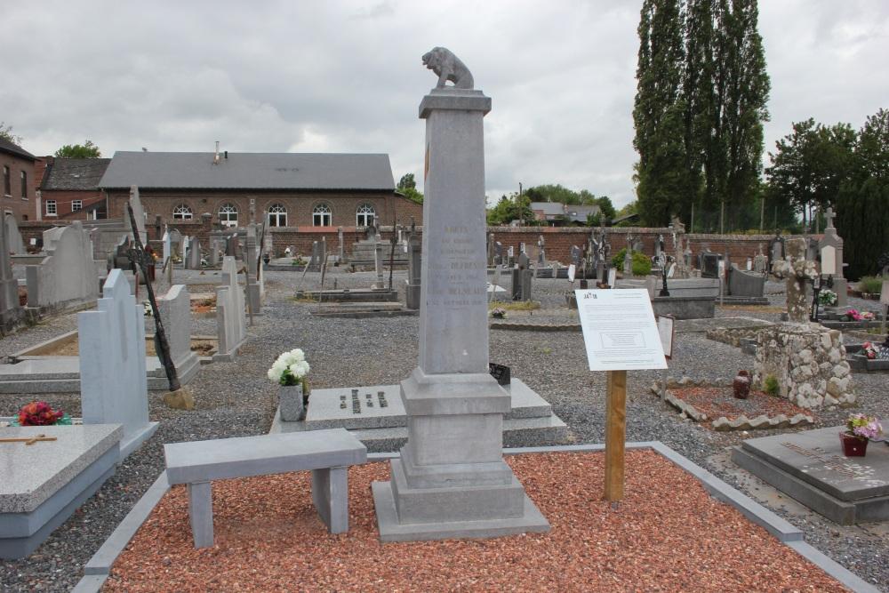 Memorial First World War Autre-Eglise