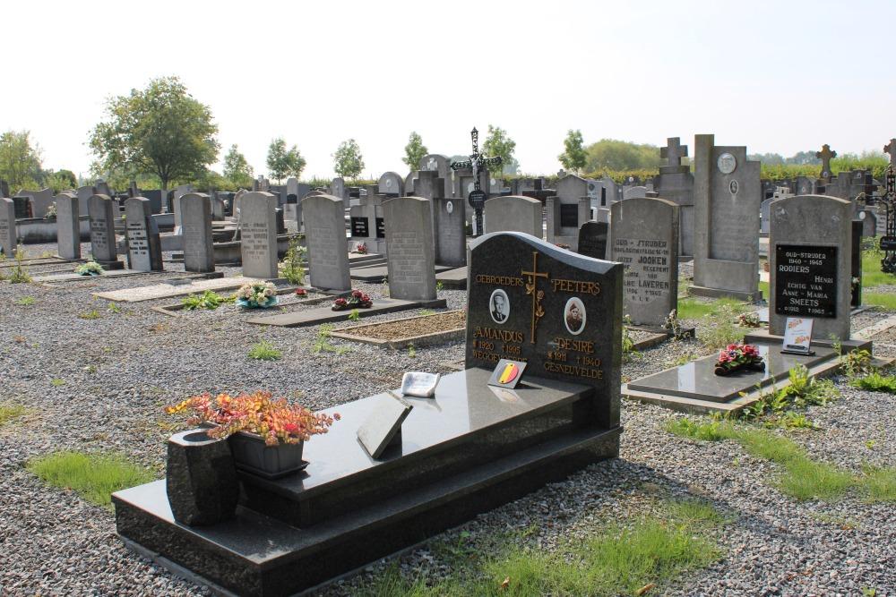 Veteran Cemetery Schulen