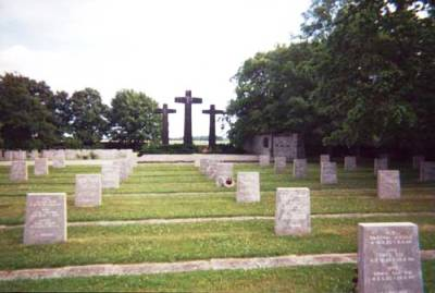 German War Cemetery Solers