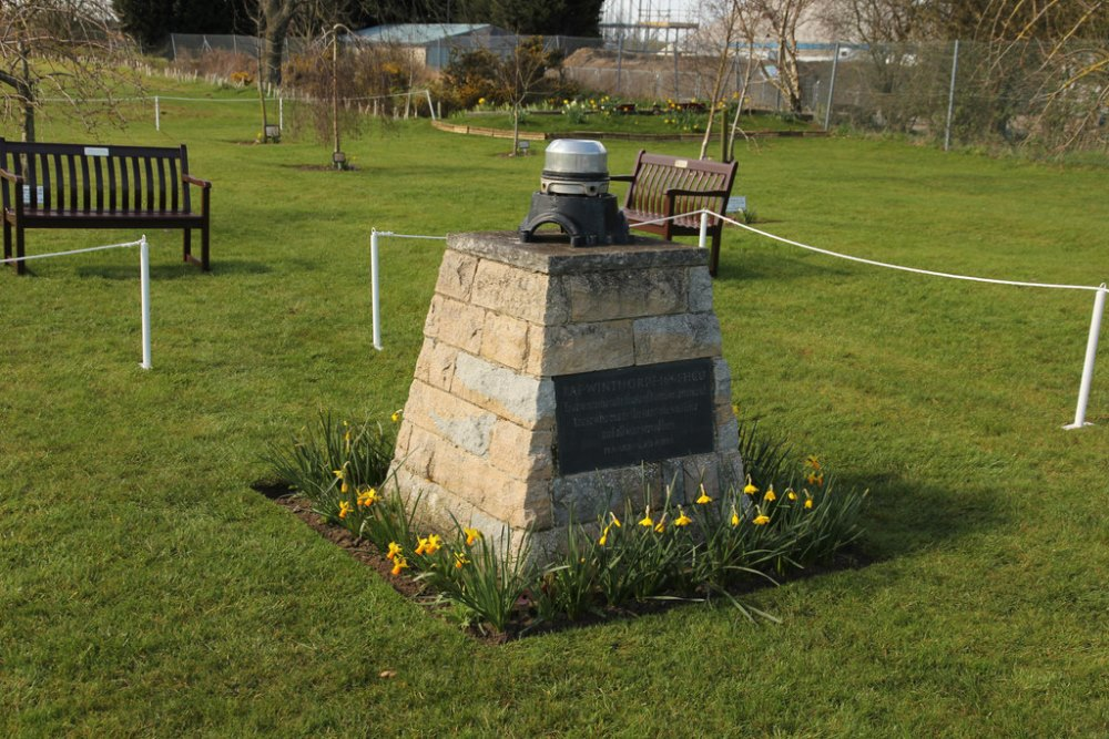Memorial RAF Winthorpe 1661 HCU