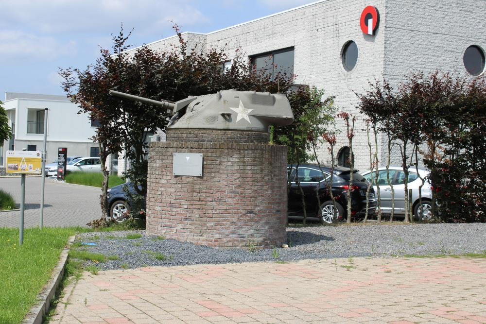 Monument Belgische Brigade Piron