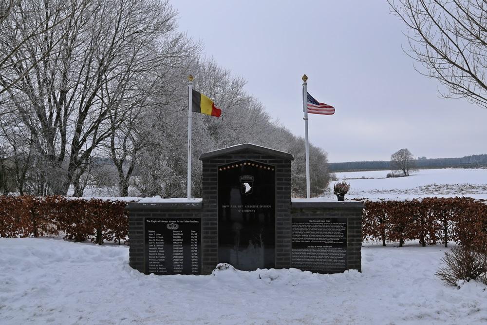 Memorial 101st Airborne Division