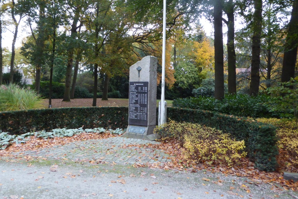 War Memorial Nunspeet