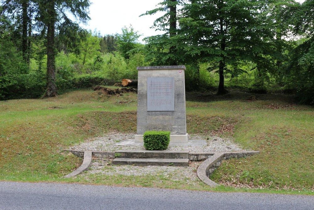 Monument Luitenant Kléber-Dupuis