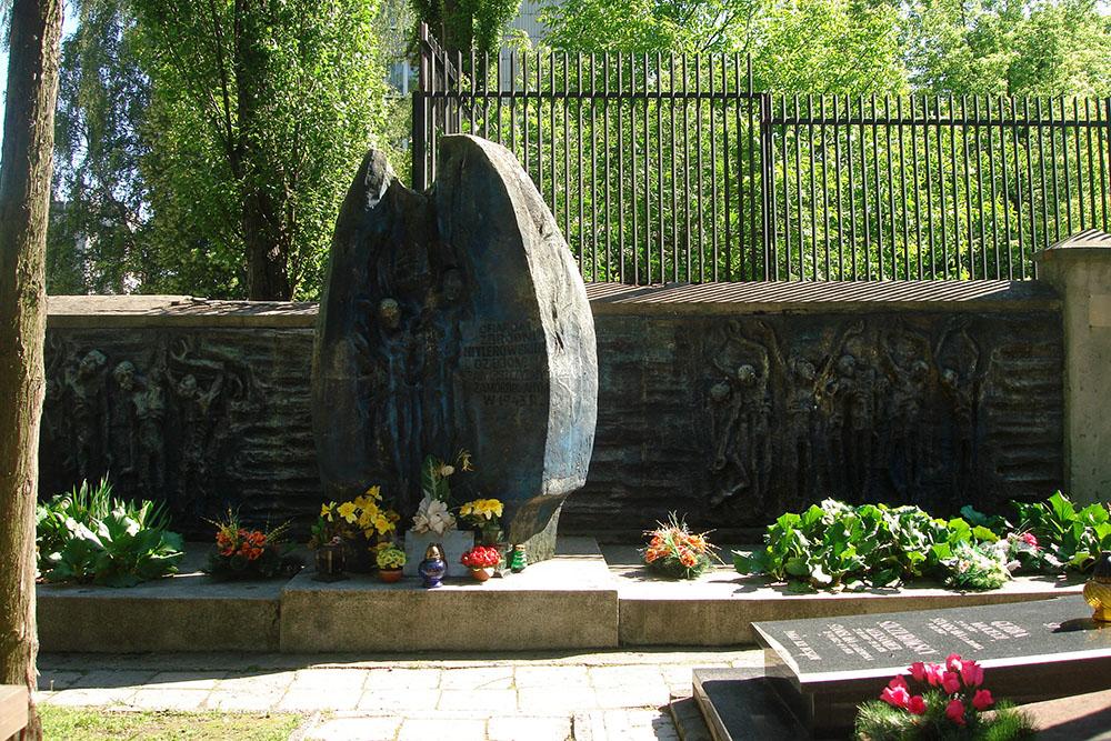 Polish War Graves Catholic Cemetery Lublin