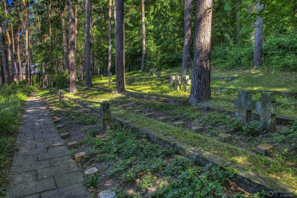 War Cementery Gemünden