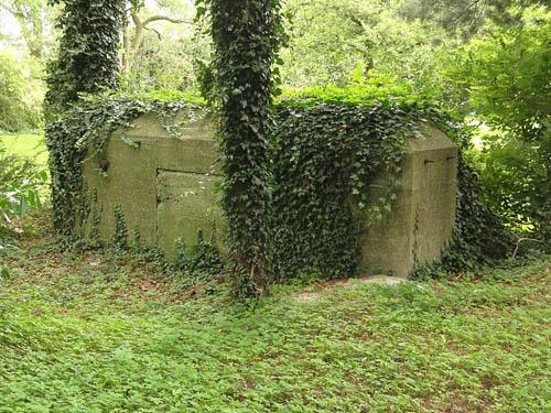Peel-Raamstelling - S-kazemat Grave