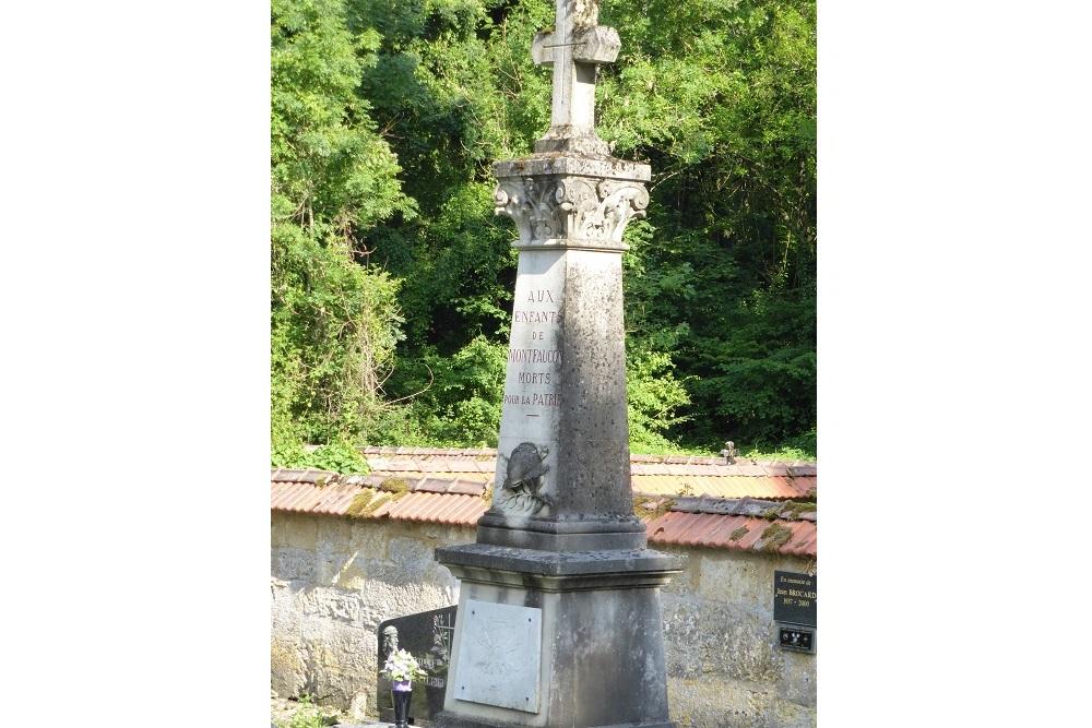 Monument Begraafplaats Montfaucon-d'Argonne
