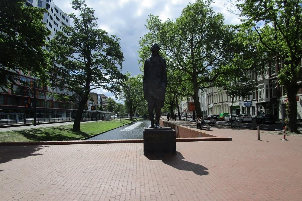 Resistance Memorial Westersingel Rotterdam