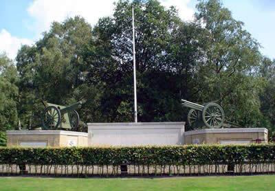 Artillery Memorial Het Harde