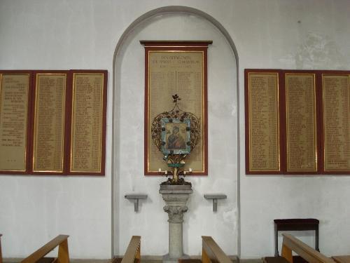 Oorlogsmonument Sankt Maximilian Kirche