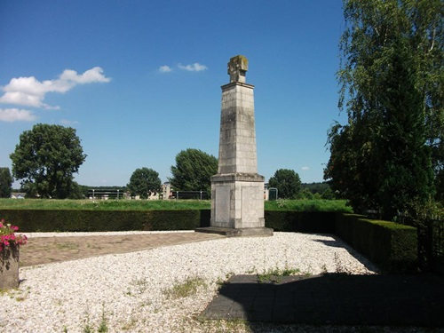 Monument voor Nederlandse Militairen