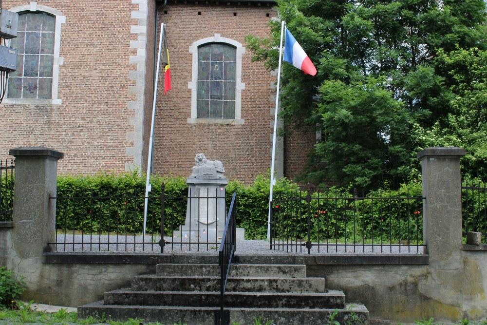 War Memorial Ville-en-Hesbaye