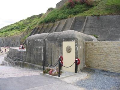 German Bunker Port-en-Bessin