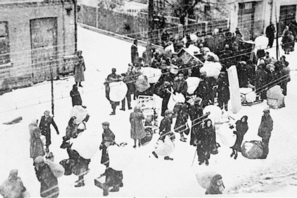 Jewish Ghetto of Grodno
