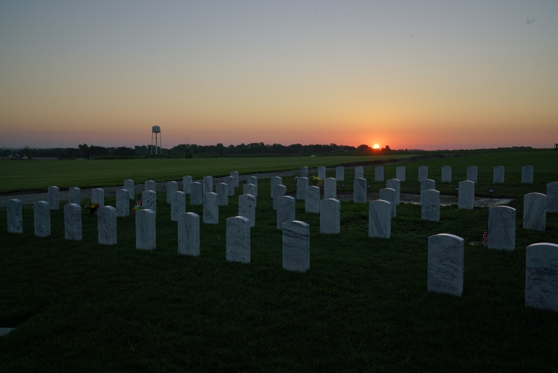 Omaha National Cemetery