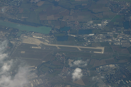 Luchthaven Milan Linate