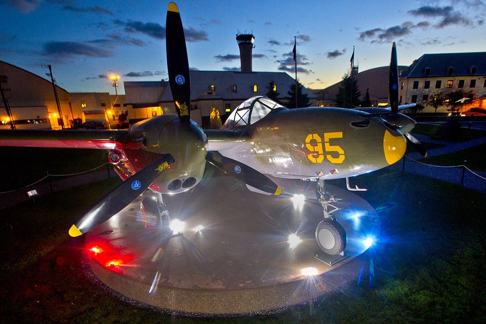 Temnac P-38G Lightning 42-13400