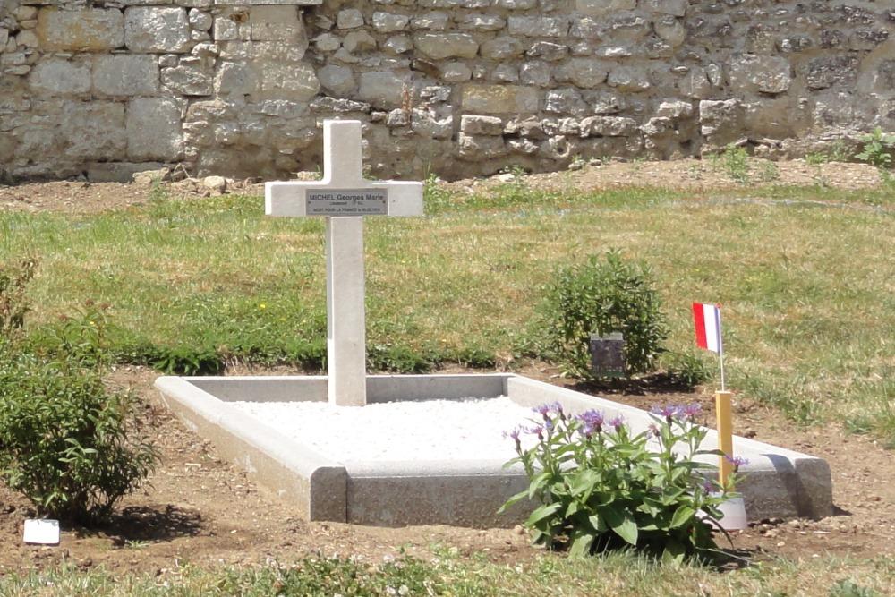 French War Graves Pernant