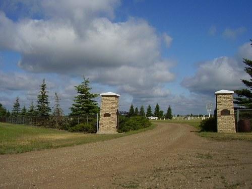 Commonwealth War Graves Battleford Municipal Cemetery