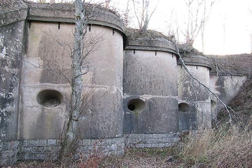 Vladivostok Fortress - Fort No. 12