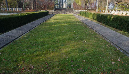 German War Graves Erfurt