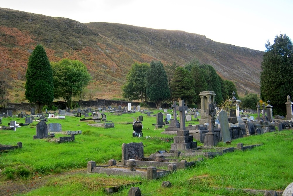Oorlogsgraven van het Gemenebest Ferndale Cemetery