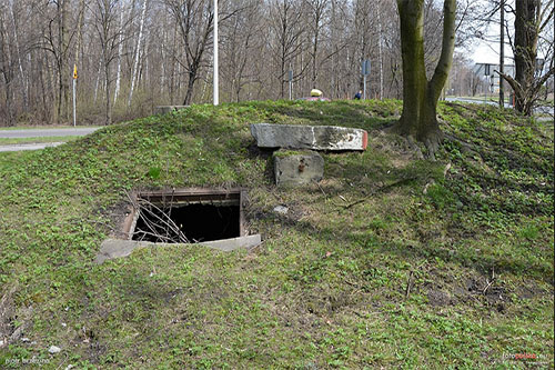 Fortified Region of Silesia - Shelter