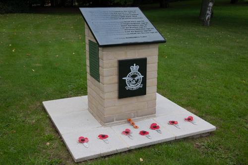 Memorial Lancaster DV177