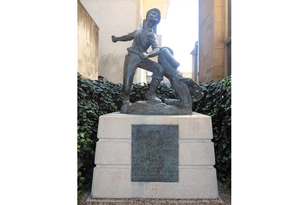 Monument voor de Maquisards