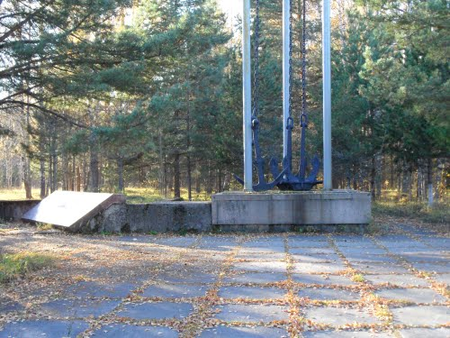 Monument Naval Artillery Men