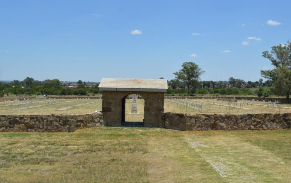 Commonwealth War Graves Kroonstad Old Cemetery