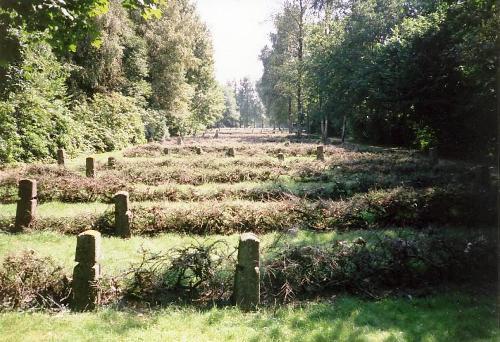 Kampbegraafplaats Esterwegen