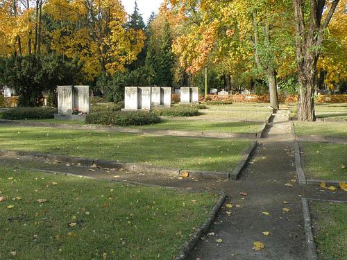 Graven Burgerslachtoffers (Cmentarz Wojskowy)