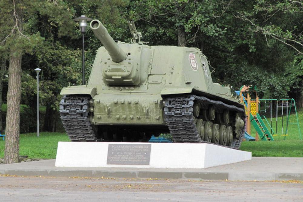 ISU-152 Gemechaniseerd Kanon Priozersk