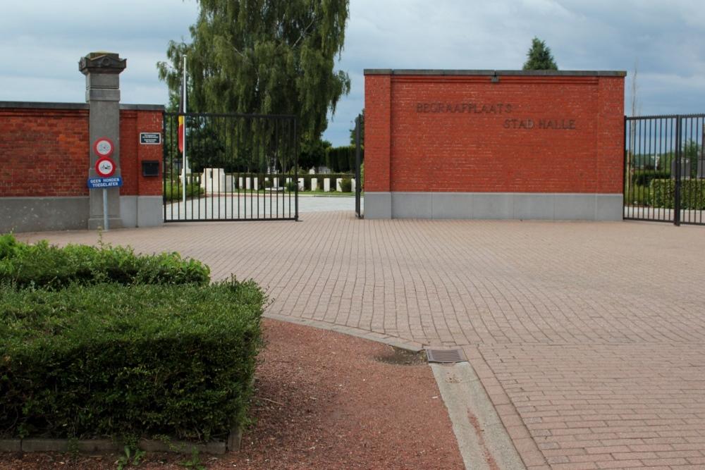 Stedelijke Begraafplaats Halle